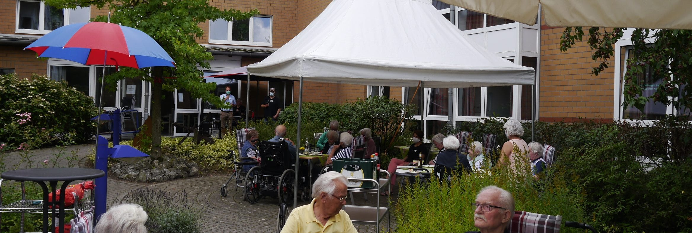 Sommerfeste im St.-Laurentius-Stift